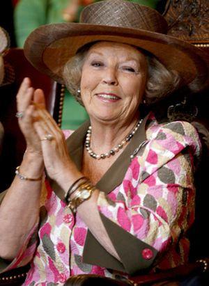 La jubilación de Beatriz de Holanda