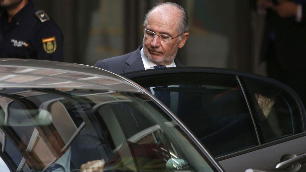 Informe pericial: una sicav de Rato compró 'bankias' de forma oculta