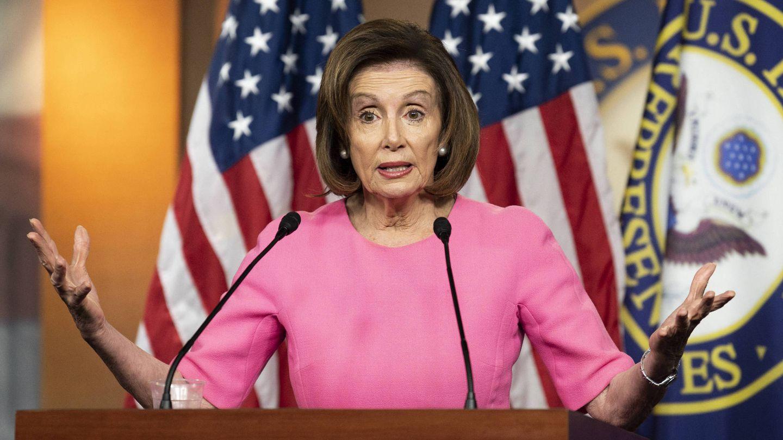 Nancy Pelosi. (Cordon Press)