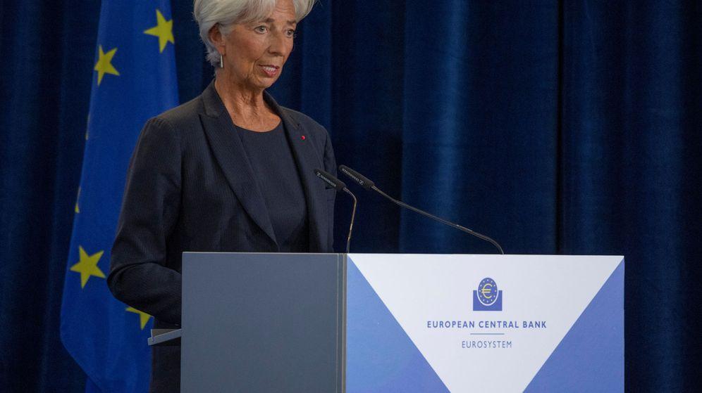 Foto: Christine Lagarde, nueva presidenta del Banco Central Europeo (BCE)