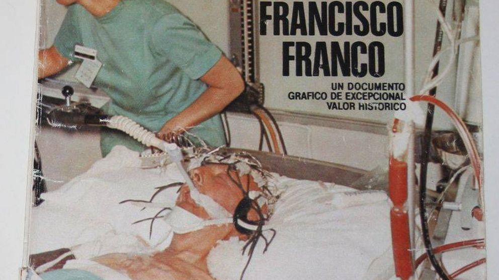 Franco entubado: las morbosas fotos de su agonía (y su letra pequeña)