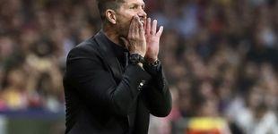 Post de Cómo Simeone plagió el planteamiento al Madrid para intentar ganar al Barça