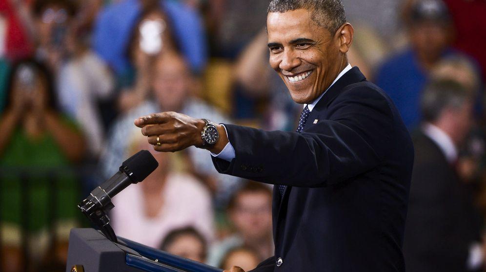 Foto: Barack Obama durante un discurso. (Reuters)