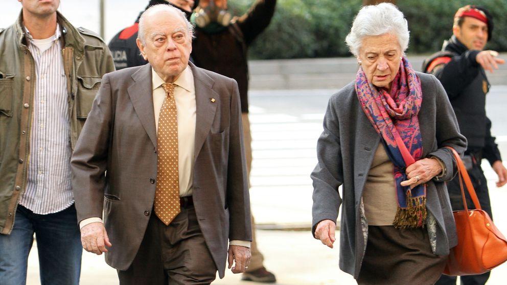 Pujol, el 'expresident' que ha llevó el caos a un barrio 'molt honorable'