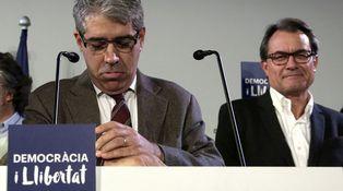 """El fin del """"grupo catalán"""""""