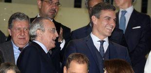 Post de El pleito por la Superliga en la UE permite a Sánchez alegar contra el plan de Florentino