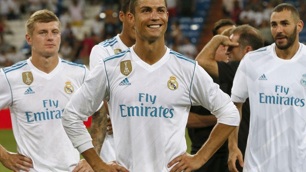 Cristiano vuelve para matar el debate del delantero que agobia a Zidane