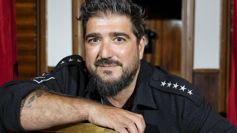 Antonio Orozco: una bancarrota, tres dramas y muchos tatuajes