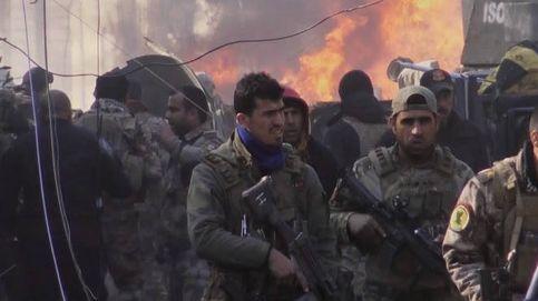 'Tres banderas, Mosul': retrato de una ciudad en guerra