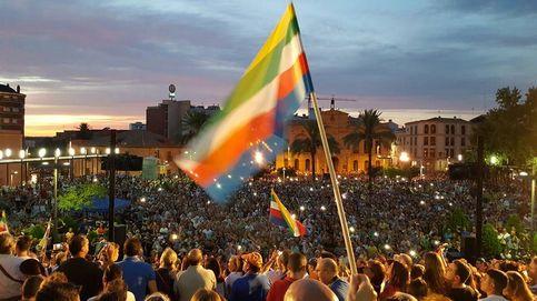 Linares, donde las banderas piden trabajo y futuro