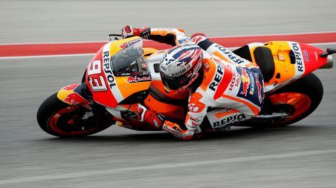 El bofetón de realidad de Márquez en el mundial de MotoGP