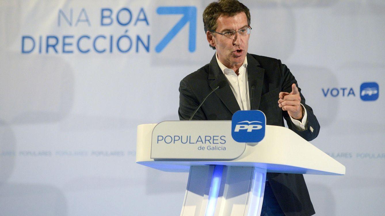 Foto:  El presidente del PP de Galicia, Alberto Núñéz Feijóo. (EFE)
