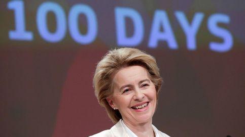 Von der Leyen cumple 100 días con un bautismo de fuego en la 'policrisis' europea