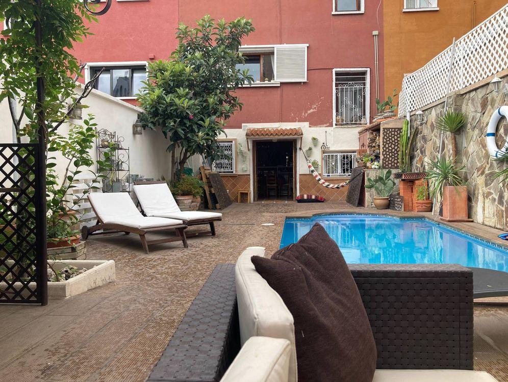 Foto: Los espacios con piscina dentro de la ciudad, lo más cotizado. (Foto: M. Mc.)