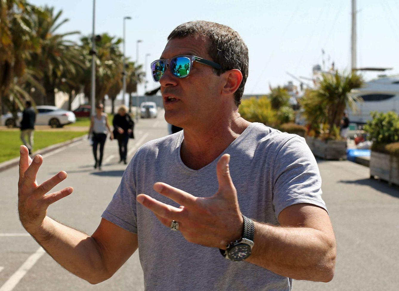 Foto: Antonio Banderas en una imagen de archivo (Efe)