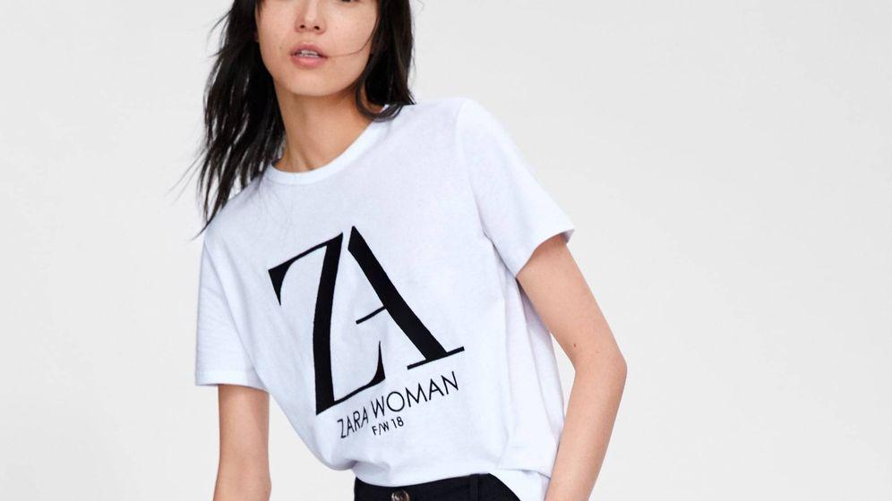 Foto: Así es el nuevo logo de Zara. (Cortesía)