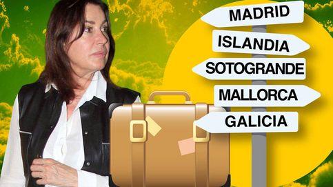 Las más que movidas vacaciones de Carmen Martínez Bordiú