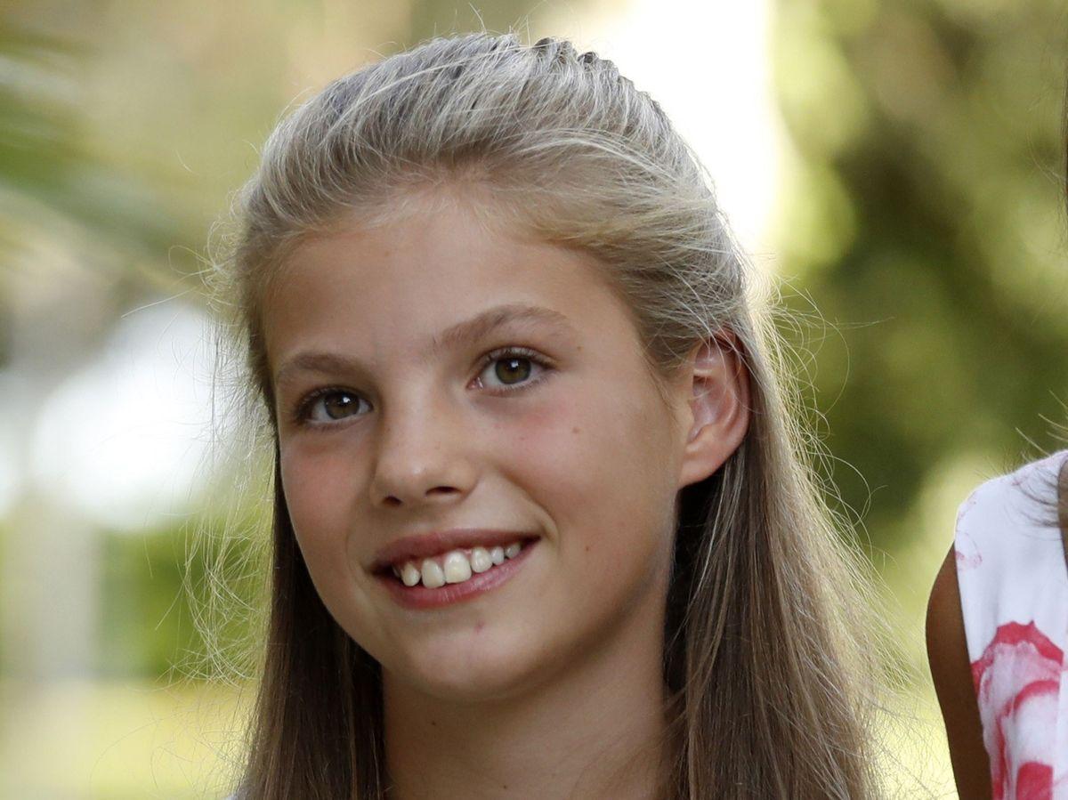 Foto: La infanta Sofía, en una imagen de archivo. (EFE)