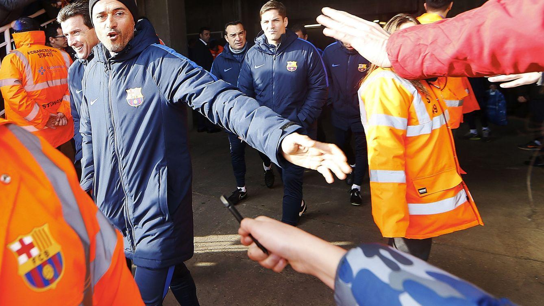 Luis Enrique vacila sobre su futuro... y la vuelta de Guardiola: Ya os gustaría, ¡eh!