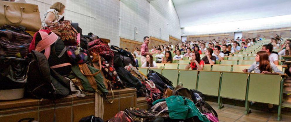 Foto: El abandono escolar de los jóvenes españoles dobla la media europea