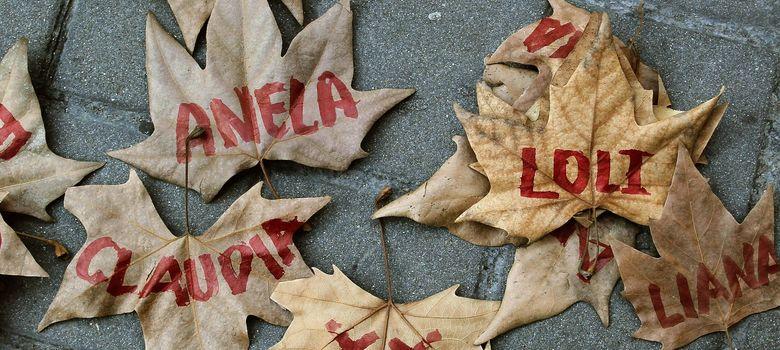 Foto: Acto por el Día Internacional contra la Violencia hacia las Mujeres