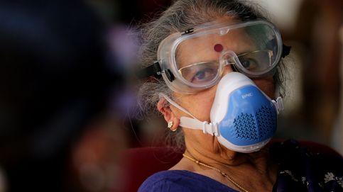 Vacunación contra el covid-19 en Bangalore