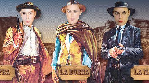 Así son Rumer, Scout y Tallulah, las  hijas de Demi Moore y Bruce Willis