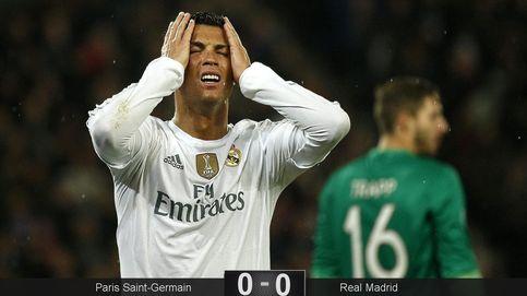 El Madrid convierte en vulgar al PSG y Benítez le devuelve el mensaje a Blanc