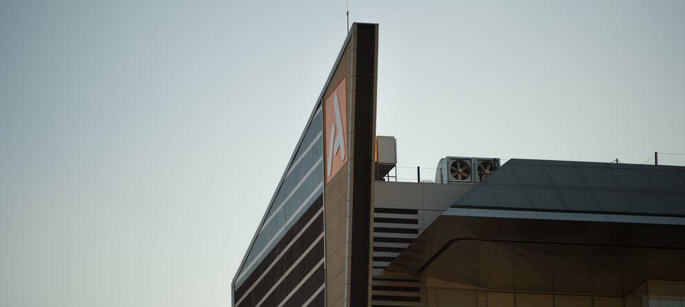 Foto: Edificio Arnaiz Consultores, Madrid. (Foto: Pablo López)