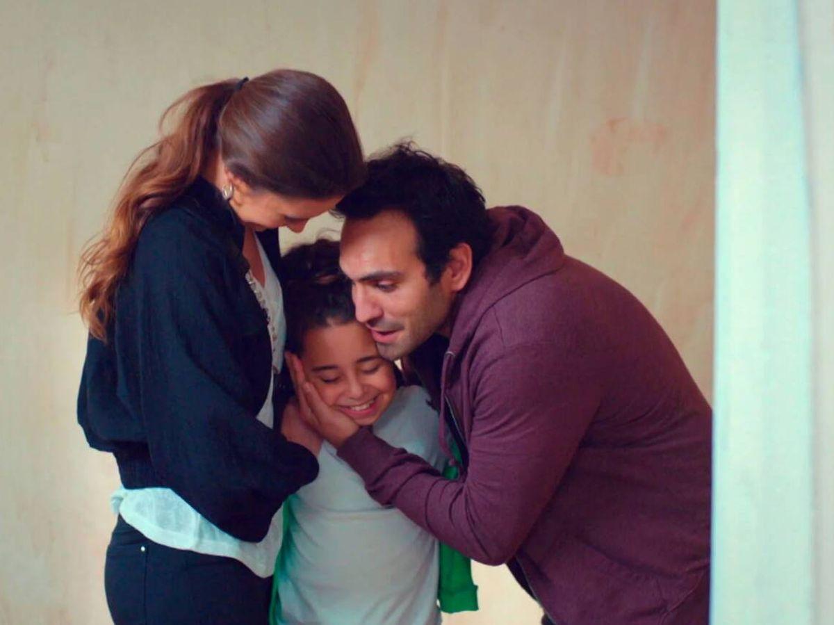 Foto: Imagen de la serie turca 'Mi hija'. (Atresmedia)