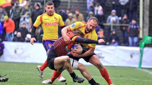 España pierde en Bélgica por 18-10 y se complica la vida para ir al Mundial de rugby