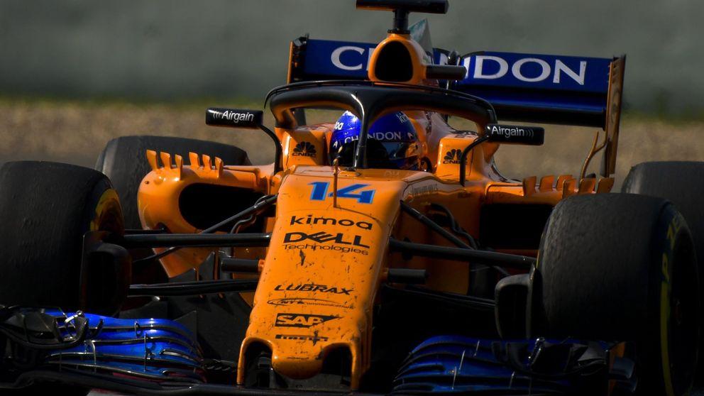 24 segundos con el pie a fondo: el desafío de Alonso para no vivir otro calvario