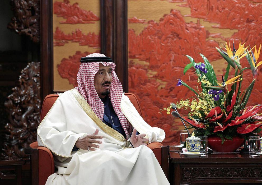 Foto: El príncipe heredero de Arabia Saudí, Salman Bin Abdulaziz Al Saud (Reuters)