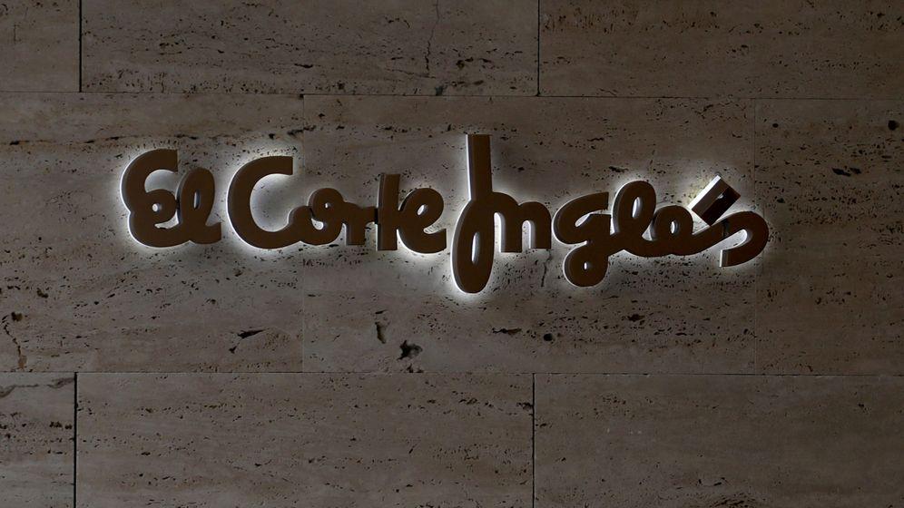 Foto: El logo de El Corte Inglés. (Reuters)