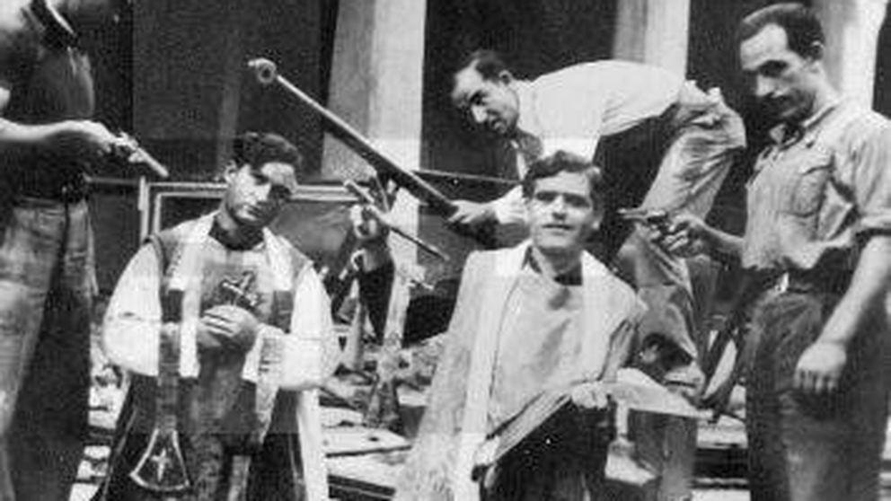 Matanzas de la Guerra Civil (I) Madrid, de Corte a checa: un verano sangriento