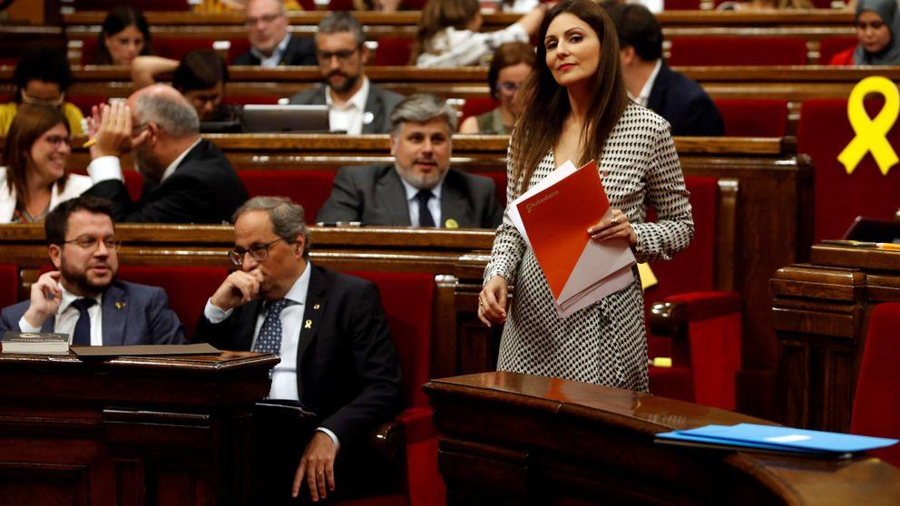 El Parlament tramita la moción de censura contra Torra y se prevé que se vote el lunes
