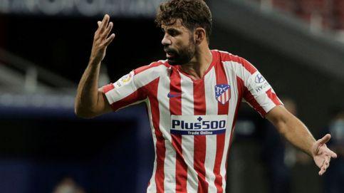 Resistir es subsistir: Diego Costa rescata a un Atlético que ya es equipo Champions