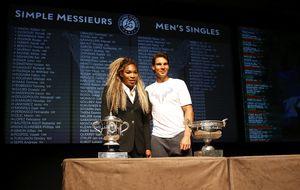 Nadal debuta con Ginepri en Roland Garros y vería a Ferrer en cuartos