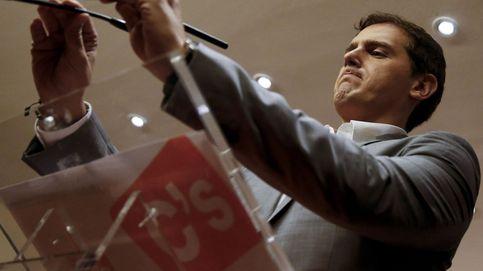 Rivera toma las riendas en la moción para 'atacar' a Podemos y al Gobierno