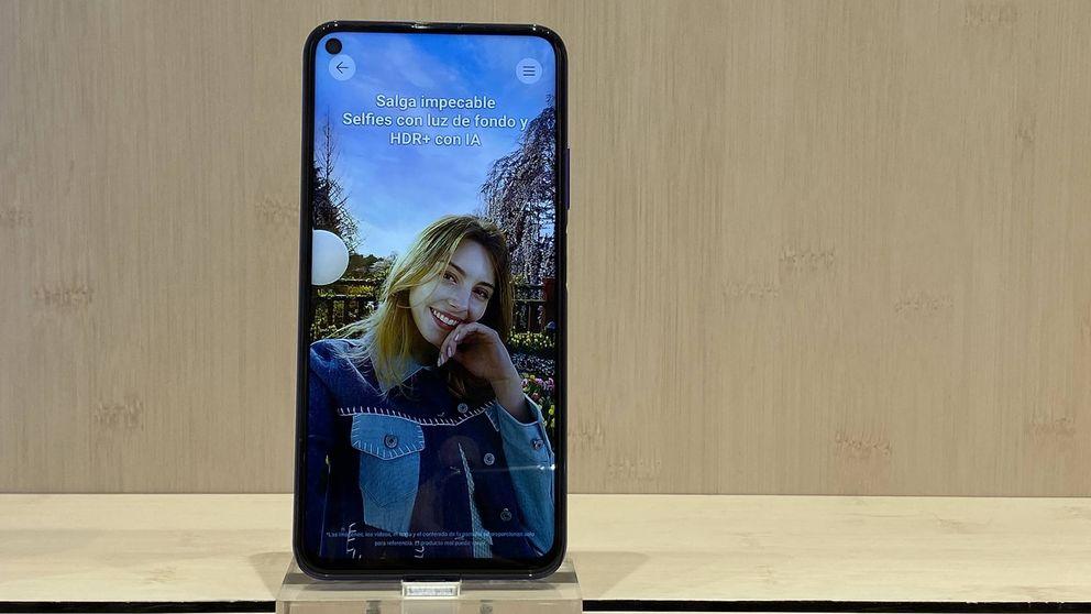 Así es el Nova 5T: con este móvil de Huawei no tendrás que preocuparte de Android