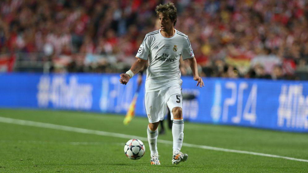 Foto: Fabio Coentrao afronta una temporada crucial en su carrera deportiva (Reuters)