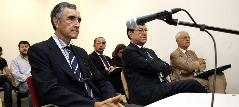 Foto: El presidente de Novagalicia Banco, José María Castellano. (EFE)
