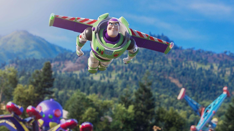 Buzz Lightyear (EFE)