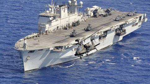 La decadencia de la Armada británica, y por qué aún nos aplastaría en caso de conflicto