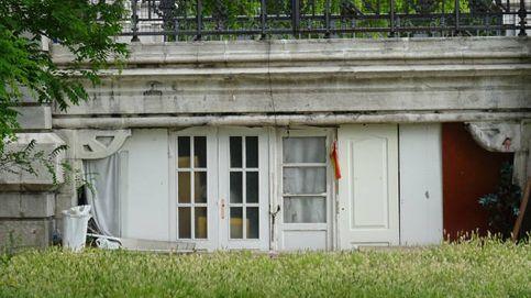 Draman, el hombre que se construyó una casa bajo el puente de Reina Victoria