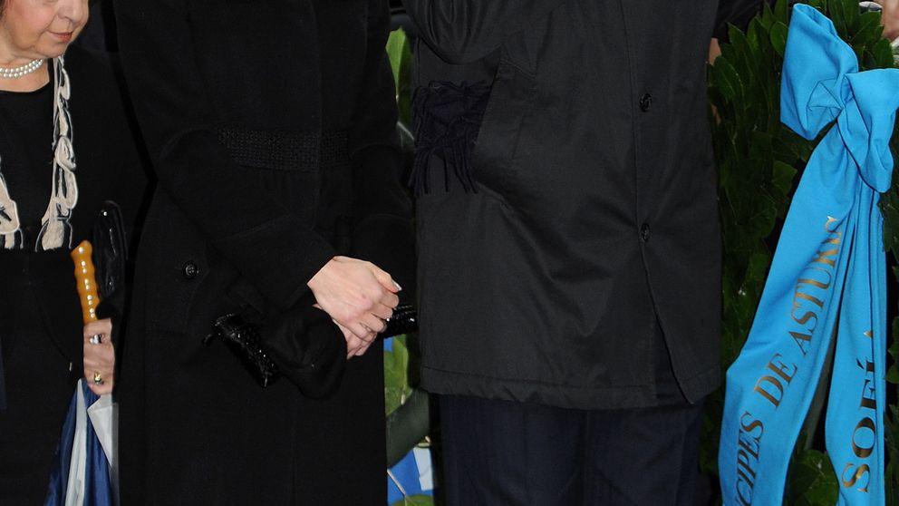 El Príncipe y la infanta Cristina, juntos por primera vez tras la imputación
