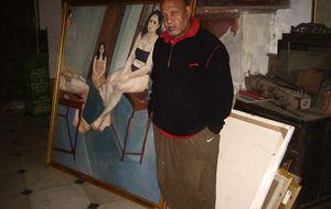 El pintor de las almas tristes de las prostitutas de Lahore