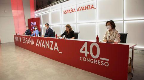 El PSOE decreta tregua hasta el congreso federal en las regiones donde habrá lío