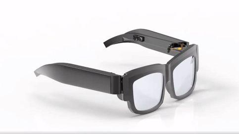 Estas gafas inteligentes monitorizan la salud y permiten jugar a videojuegos