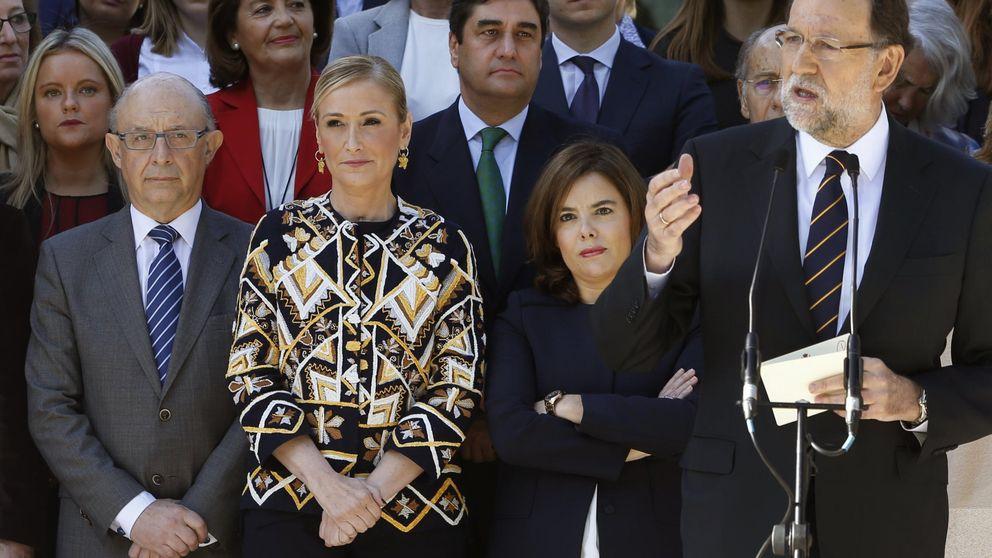 Rajoy pide tranquilidad y confianza en las fuerzas de seguridad ante el terrorismo
